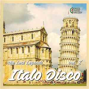 Various - Italo Disco - The Lost Legends Vol. 8 album FLAC