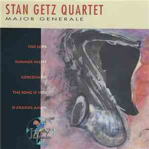 Stan Getz Quartet - Major Generale album FLAC