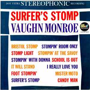 Vaughn Monroe - Surfer's Stomp album FLAC