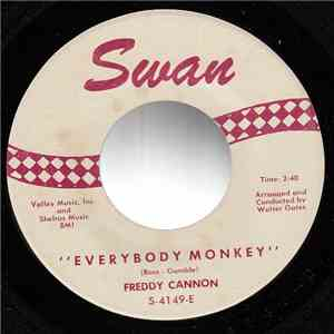 Freddy Cannon - Everybody Monkey / Oh Gloria album FLAC