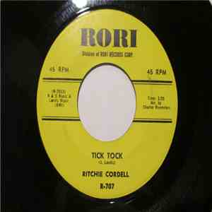 Ritchie Cordell - Tick Tock album FLAC