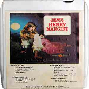 Henry Mancini - The Best Songs Of Henry Mancini album FLAC
