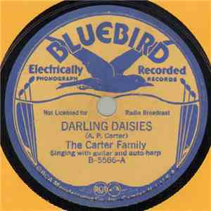 The Carter Family - Darling Daisies / Lovers Return album FLAC