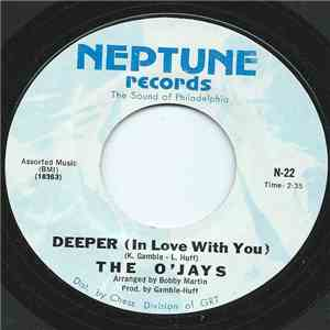 The O'Jays - Deeper (In Love With You) / I've Got The Groove album FLAC