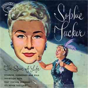 Sophie Tucker - The Spice Of Life album FLAC