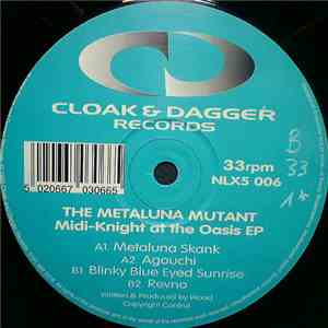The Metaluna Mutant - Midi-Knight At The Oasis EP album FLAC