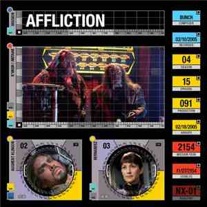 Velton Ray Bunch - Star Trek Enterprise Affliction album FLAC
