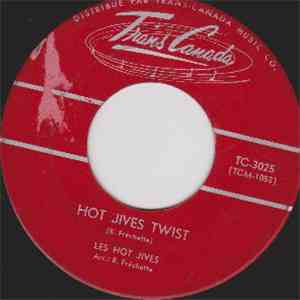 Les Hot Jives - Hot Jives Twist / Walking With The Hot Jives album FLAC