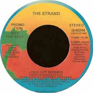 The Strand  - Long Hot Summer album FLAC