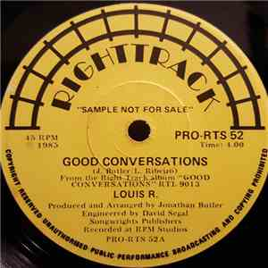 Louis R. - Good Conversations album FLAC