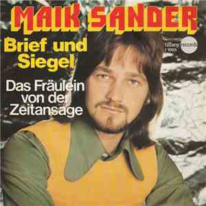 Maik Sander - Brief Und Siegel album FLAC