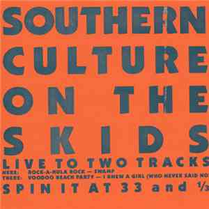 Southern Culture On The Skids - Rock-A-Hula-Rock album FLAC