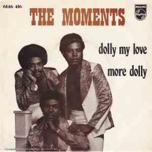 The Moments - Dolly My Love album FLAC