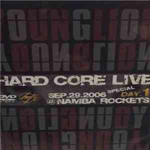 Various - Young Lion : Hard Core Live Special Day.1 album FLAC