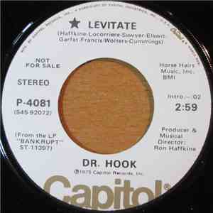 Dr. Hook - Levitate album FLAC