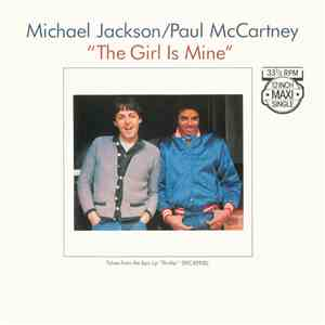 Michael Jackson / Paul McCartney - The Girl Is Mine album FLAC