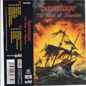 Savatage - The Wake Of Magellan album FLAC