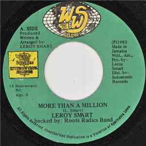 Leroy Smart - More Than A Million album FLAC